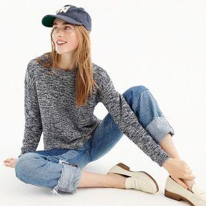 J. Crew marled crewneck sweater in size S